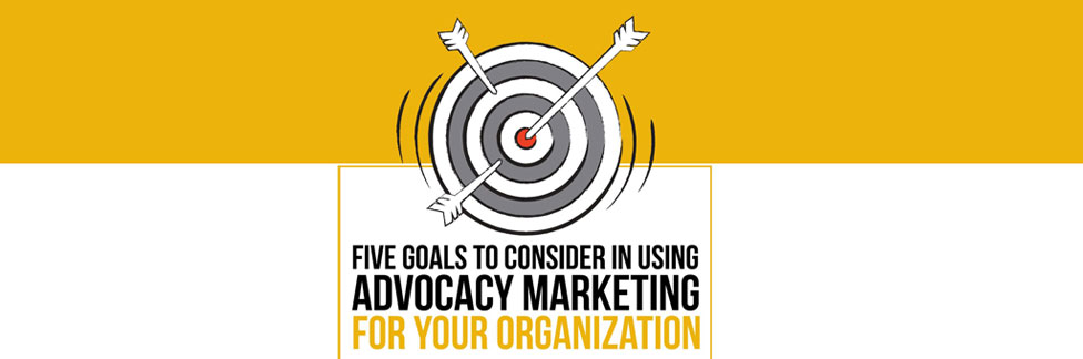Customer Advocacy Goals