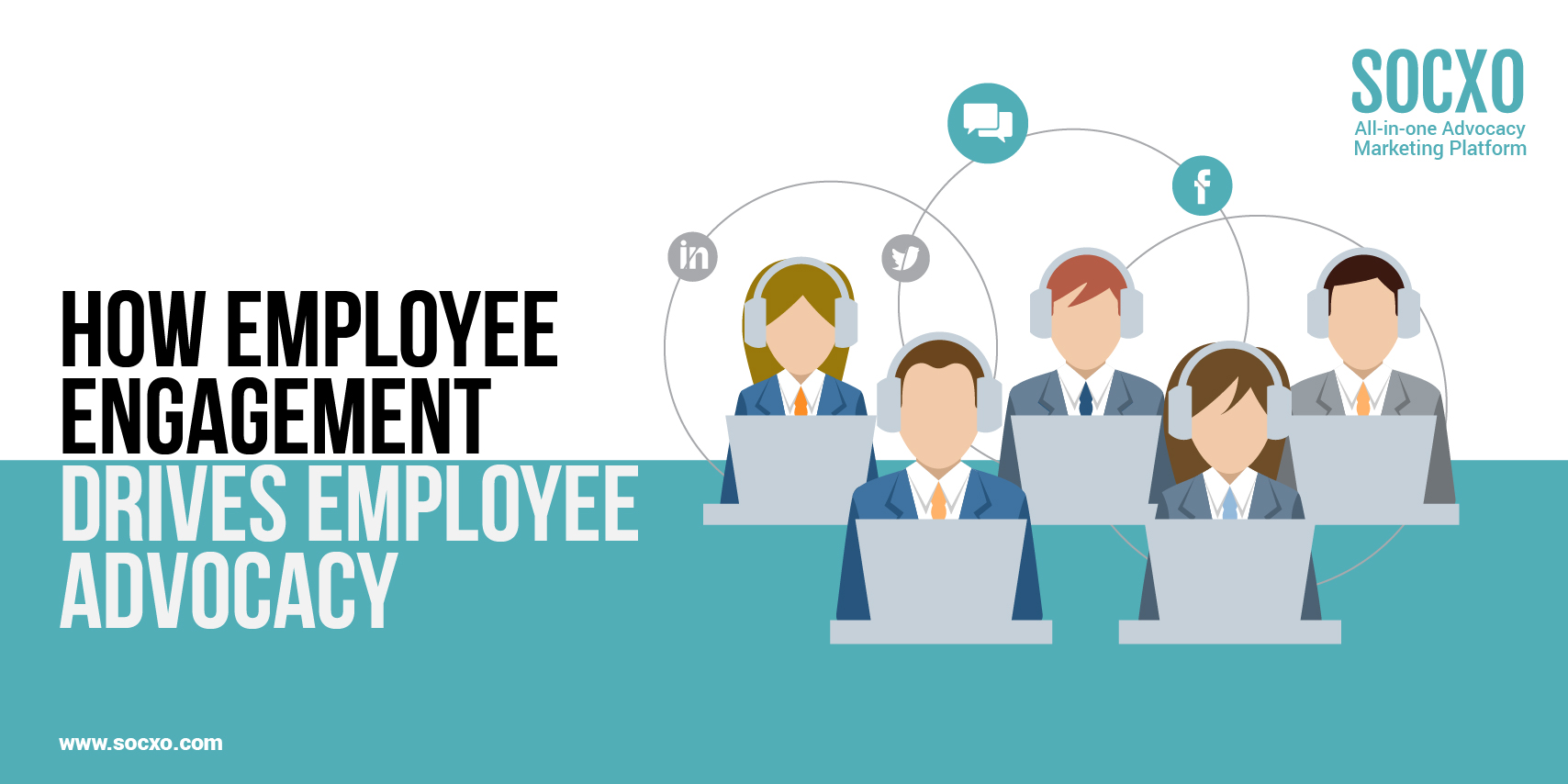 How Employee Engagement Drives Employee Advocacy