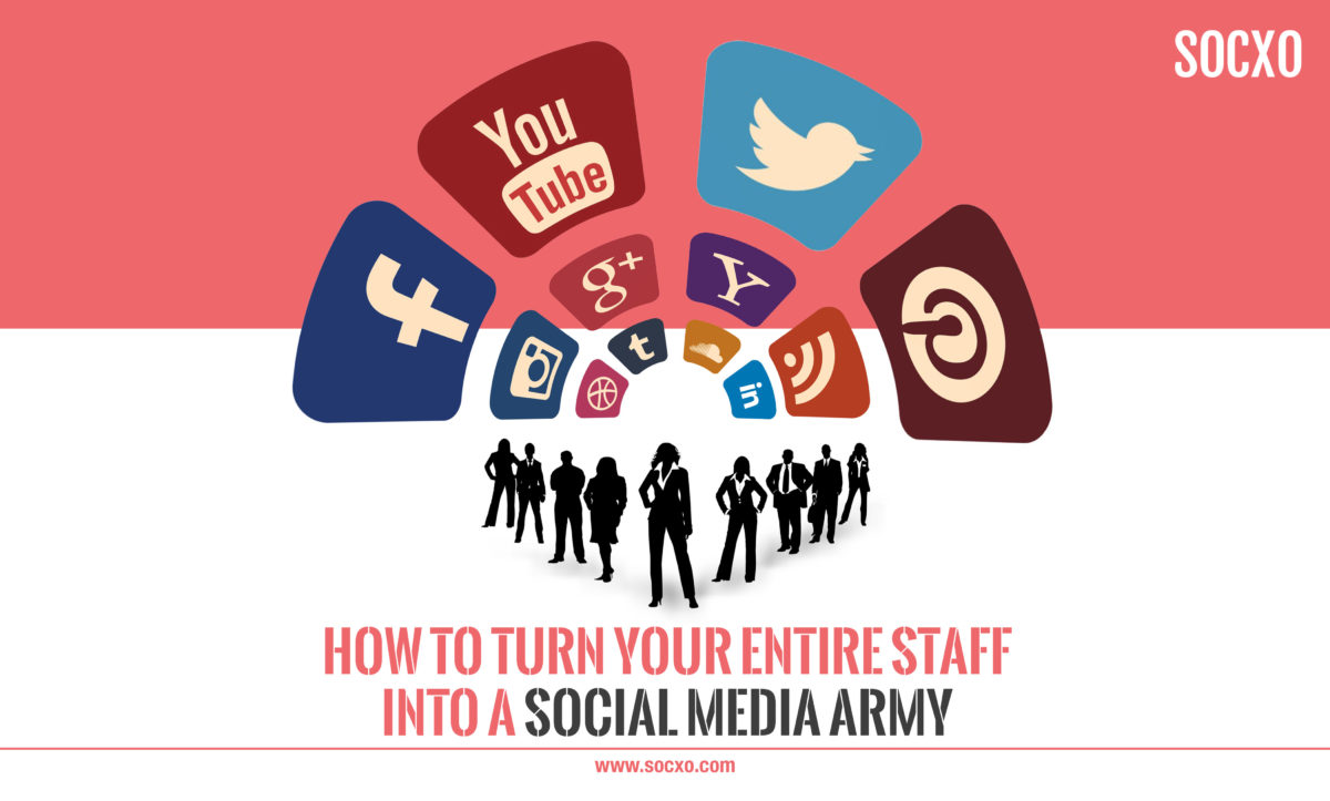 How to turn your entire employee into a social media advocates