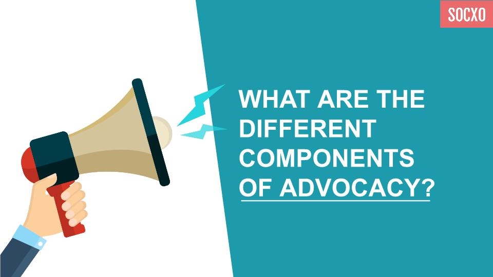 What are the Different Components of Advocacy?