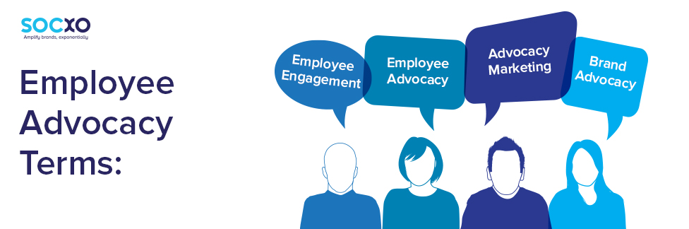 Employee advocacy Terms: A quick guide to Employee, Social and Brand Advocacy