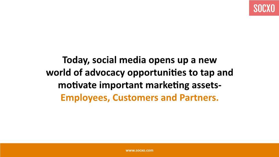 Social Media Advocacy Tools