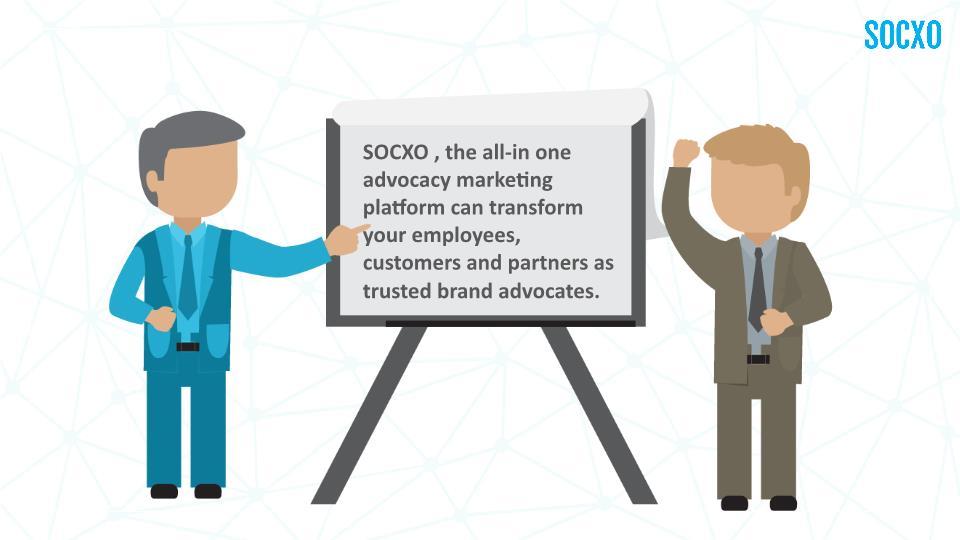 Advocacy Marketing Platform