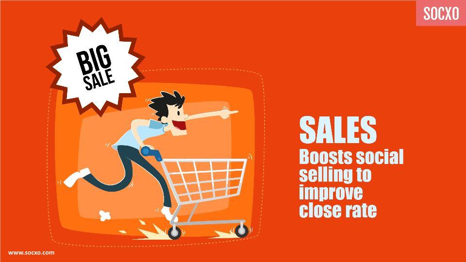 Boost Social Selling