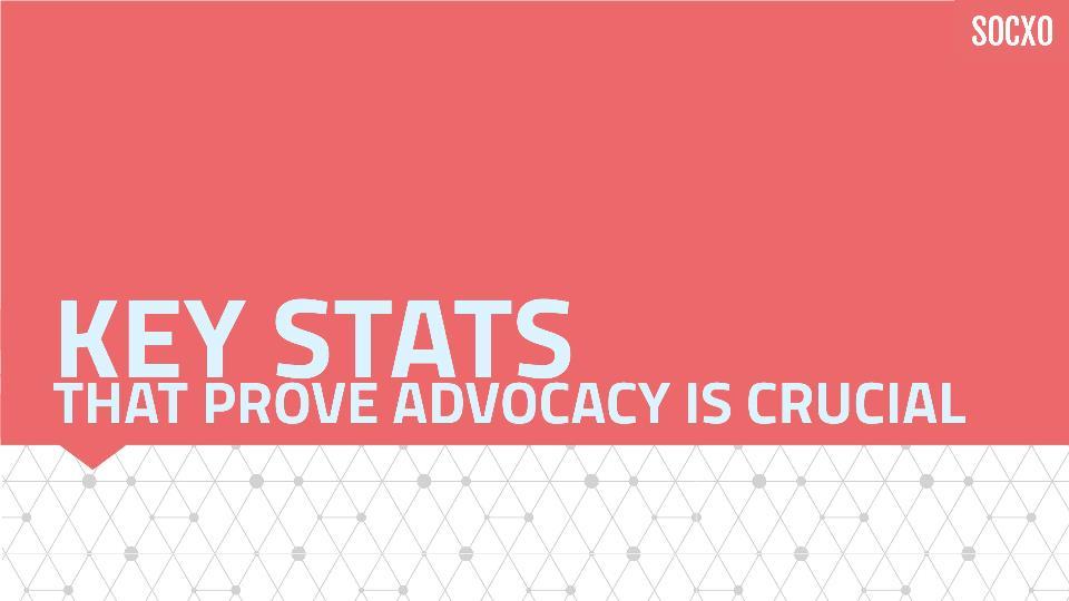 Advocacy Stats