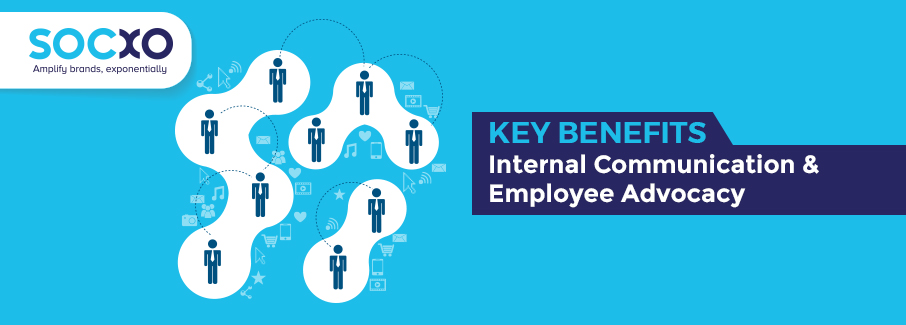 Key Benefits – Internal Communication and Employee Advocacy