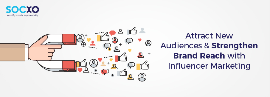 Attract New Audiences & Strengthen Brand Reach with Influencer Marketing