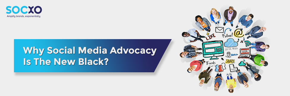 Social Media Advocacy Is New Black