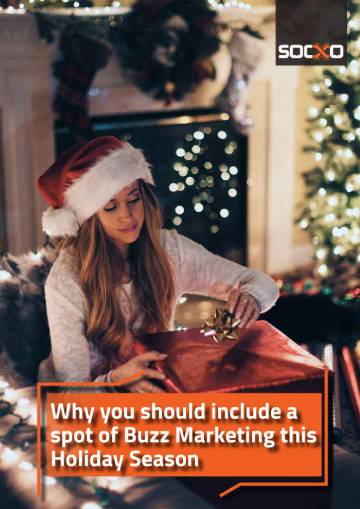 Holiday season marketing e-book cover